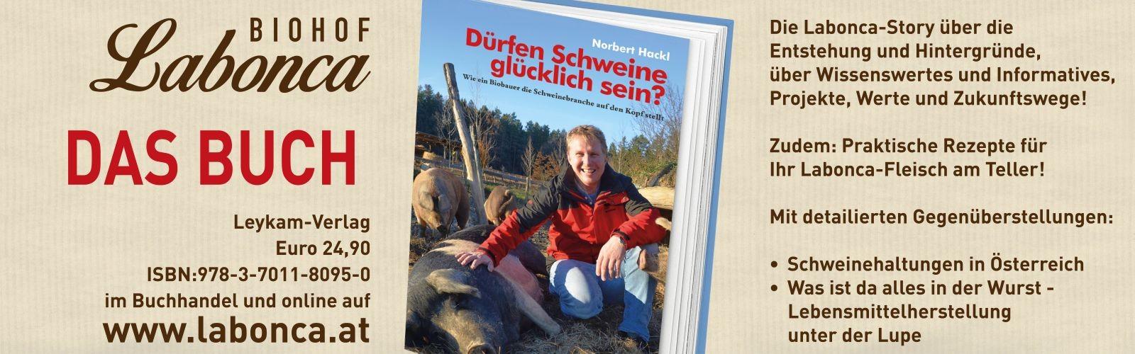 Motivbild der Seite BUCH - Dürfen Schweine glücklich sein?