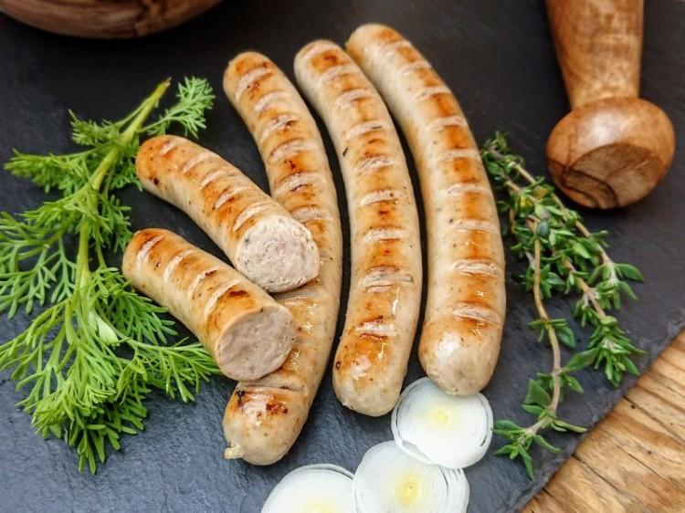 Symbolfoto für Grillwürstel 150g