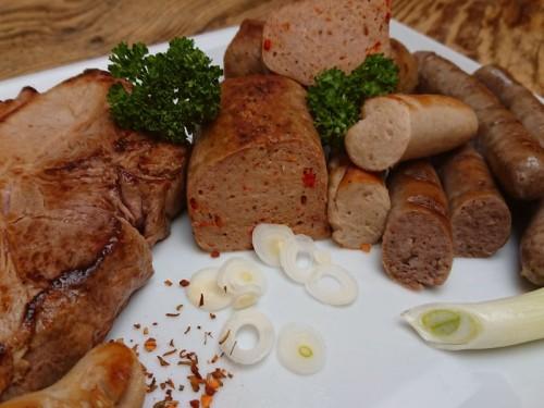 Symbolfoto für Grillpaket gemischt, 4-6 Pers.