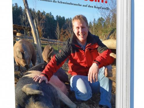 """Symbolfoto für Buch """"Dürfen Schweine glücklich sein"""""""