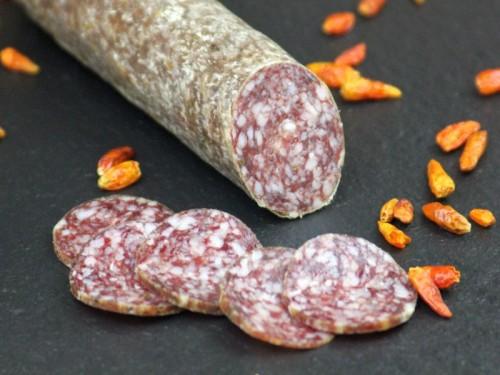 Symbolfoto für Salami Chili