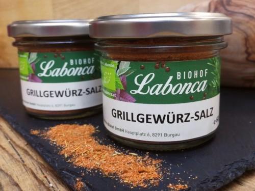 Symbolfoto für Labonca Grillgewürz-Salz 60g