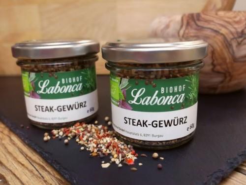 Symbolfoto für Labonca Steak-Gewürz 60g