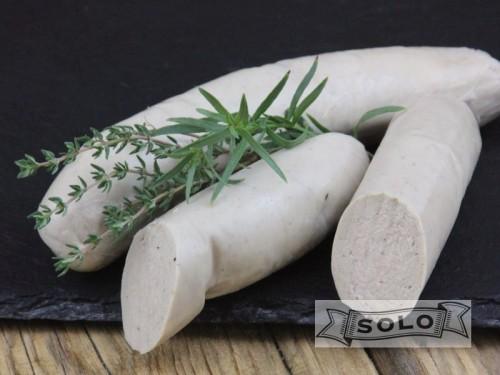 Symbolfoto für Bratwurst dick Feine